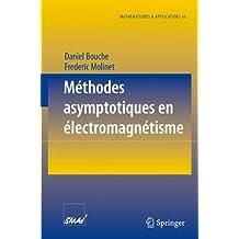 Méthodes asymptotiques en électromagnétisme