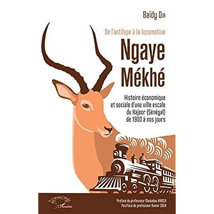 De l'antilope à la locomotive: Ngaye Mékhé - Histoire économique et sociale d'une ville escale du Kajoor (Sénégal) de 1900 à nos jours (Harmattan Sénégal)