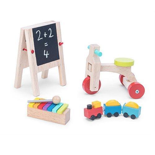 Le Toy Van ME082Daisylane play-time bambole confezione