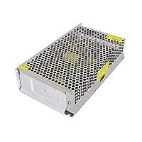 QPower 110/220 فولت إلى DC24V 10A 240 واط مفتاح تزويد الطاقة، محول الطاقة لكاميرا CCTV / نظام الأمان/مصباح LED (24 فولت 10 أمبير)