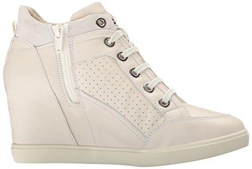Geox D7267C 00085 Sneakers Femme Off White