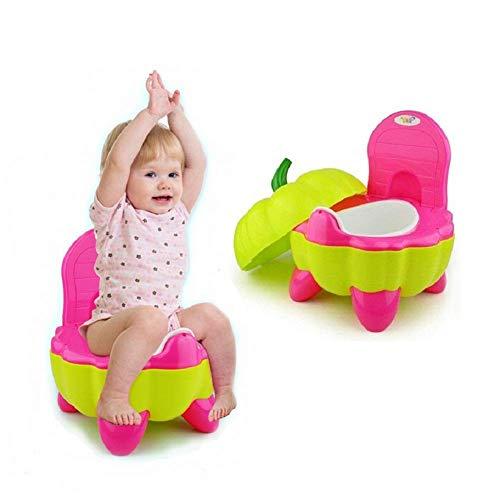 malayas Vasino toilette di viaggio portatile design divertente per bambini schienale ergonomico alto confortevole e robusto