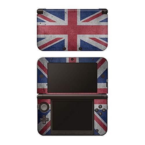 Skins4u Nintendo NEW 3DS XL Skin Aufkleber Design Schutzfolie UK Union Jack