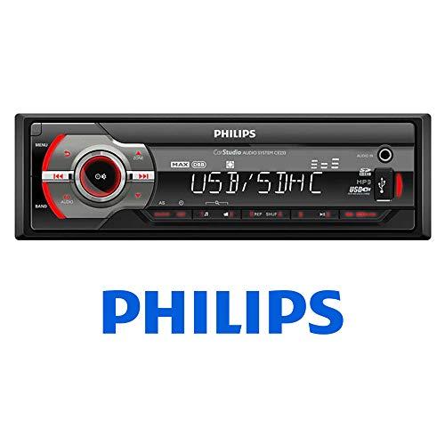 Imagen de Autoradio Para Coches Philips por menos de 45 euros.