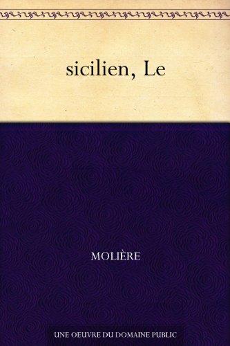 sicilien, Le par Molière