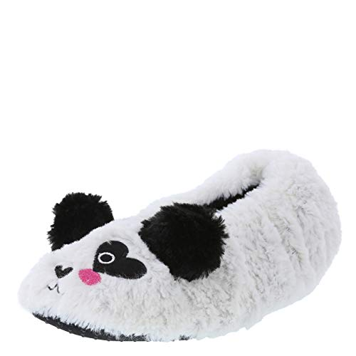 Fuzzy Babba Womens Slipper Socks Furry CritterF