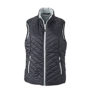 41Asomif8iL. SS300  - James & Nicholson Women's Lightweight Body Warmer Gilet, Womens, Lightweight Vest