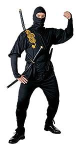 """WIDMANN Desconocido Mens Ninja Traje Pequeño Reino Unido 38/40""""para Oriental del vestido de lujo de China"""