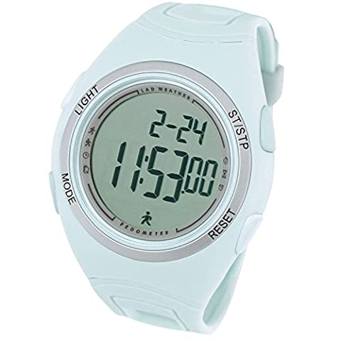 [LAD WEATHER] 3d Pedometer Odometer Running/Jogging/Walking calorie counter sport