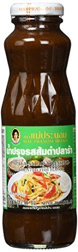 Maepranom Papaya dressing für Fisch, 4er Pack (4 x 300 ml)