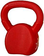 Skyland EM-9263-6 Kettle Dumbbell For Unisex Adults, 6 Kgs - Red