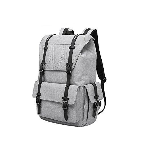 "Rucksack Damen Herren Studenten Backpack Zoll Laptop Rucksack für 15\"" Notebook Lässiger Daypacks Schüler Backpacks Schultaschen Laptop-Taschen Notebook-Taschen Freizeit Rucksack Schulrucksack"