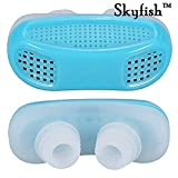 Skyfish 2 in 1 Anti Snoring and Air Purifier Nose Clip for Prevent