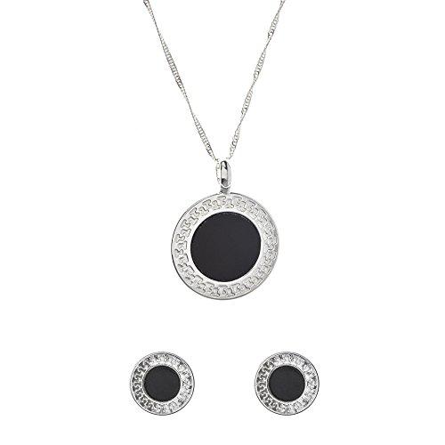 Córdoba Jewels   Conjunto Gargantilla Pendientes