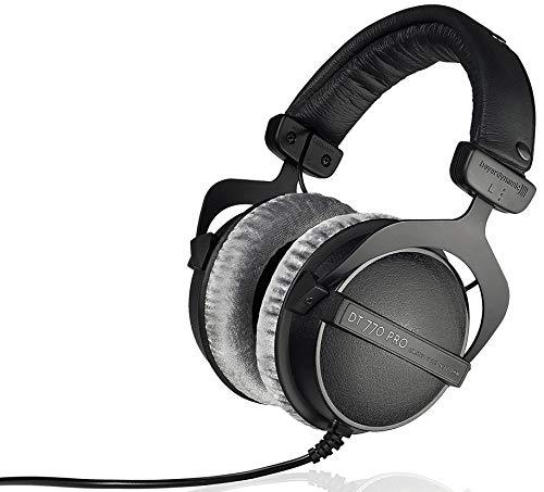 beyerdynamic DT 770 PRO Ohm Studio-Kopfhörer (Zertifiziert, generalüberholt) 32 OHM grau thumbnail