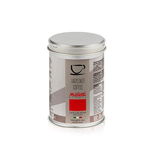 Lattina di caffè macinato aroma Nocciola 125 g