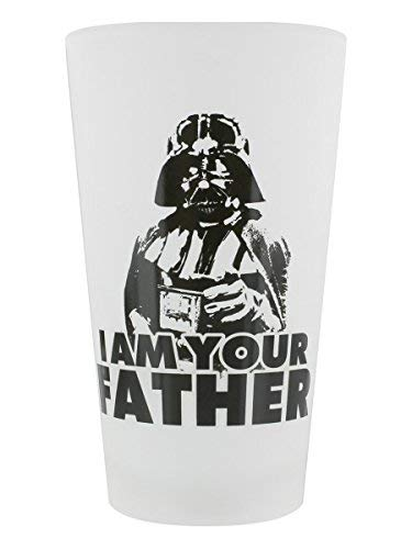 Glass Large Star Wars I Am Your Father