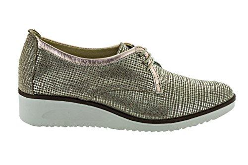 Chaussures de Ville VALERIA Femme 62-10550 Bronze