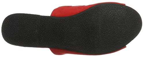 Bianco Damen Trend Pantolette 21-49118 Rot (Red)