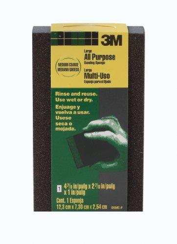 3M 3mdsmc-f Hand Schleifen X-Large Schwamm mittel/grob Pack