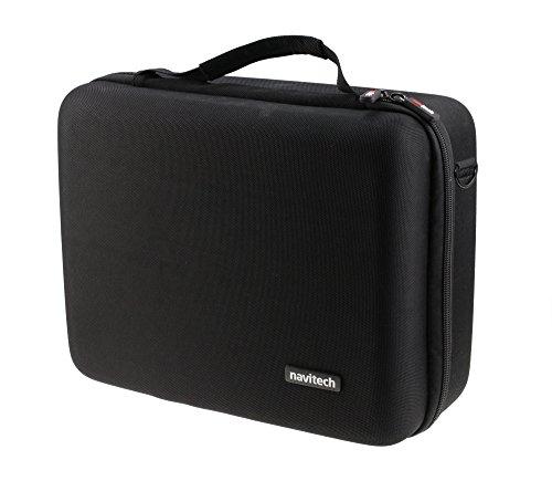 gbarer mobiler DJ Controller Tasche Schutz hülle für den Hercules DJControl Instinct P8 ()