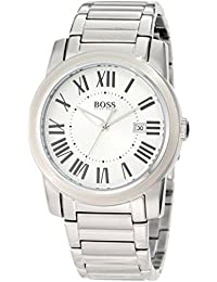 5a24cd873418 Hugo Boss - Plateado  Relojes - Amazon.es