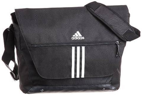 adidas Laptoptasche 3S ESS MB, black/black/white, 41.5 x 31.5 x