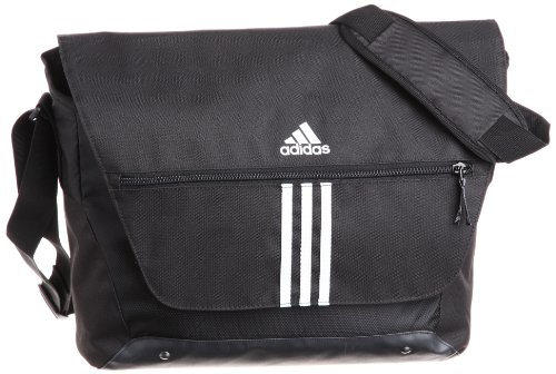 Adidas 3 Stripes Prestazioni Essentials Borsa 41, 5 Centimetri, black/white