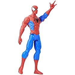 Marvel Spider-Man Titan Hero Serie Figura de Spider-man