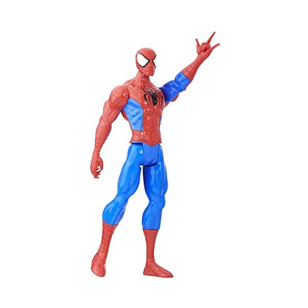 Marvel Spiderman - Figura Spiderman, 30 cm (Hasbro B9760EU4) 2