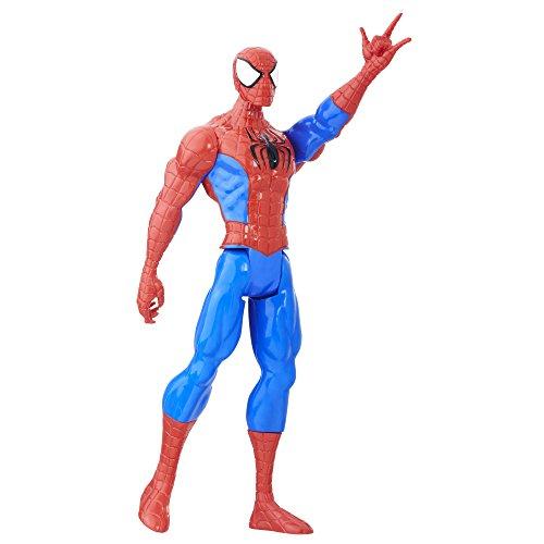 Marvel Spiderman - Figura Spiderman, 30 cm (Hasbro B9760EU4)