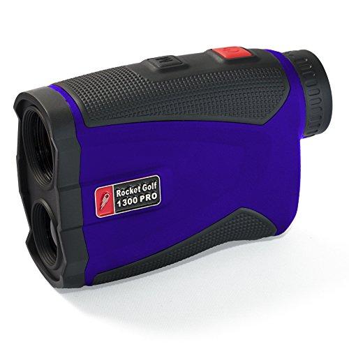 """Golflaser.de - Golf Laser Entfernungsmesser \""""Birdie 1300 Pro\"""" Blue - RocketGolf"""