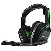 Astro Gaming A20 Wireless Headset - Xbox One, PC, Mac (Grey/Green)