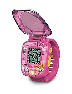 VTech Paw Patrol Skye Learning Watch - Electrónica para niños (De plástico, CE, 3 año(s), 6 año(s), Holandés, CR2450)