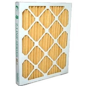 Glasfloss 16x 20x 1MERV 11Ofen Filter (20x16x1 Ofen-filter)