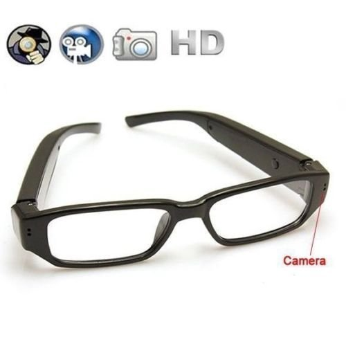 5M Pixels 720P HD Spy Sun Glasses Eyewear Camera DVR Hidden Camcorder Sport Glasses Eyewear Video Cam  available at amazon for Rs.4405