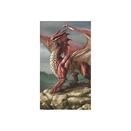 Dragon Christmas/Thanksgiving Gifts Cool Sea Dragon,Flying Dragon,Ancient Dragon Thin Soft Towel 16