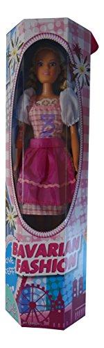 Simba 105732357 - Steffi Love Puppe im traditionellen Dirndl