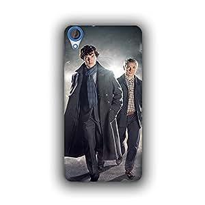 Caseque (Pro) Sherlock! Back Cover for HTC Desire 820
