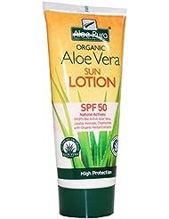 Aloe Pura | Aloe Vera Sun Lotion SPF 50 | 1 x 200ml