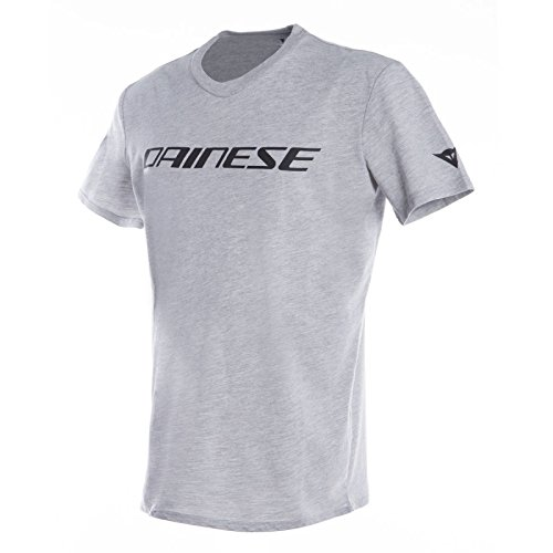 Dainese T-Shirt, Melange Grau, Größe S