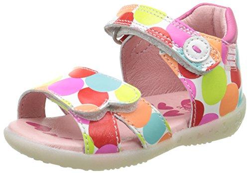 Agatha Ruiz de la Prada Pois, Chaussures Premiers Pas Bébé Fille