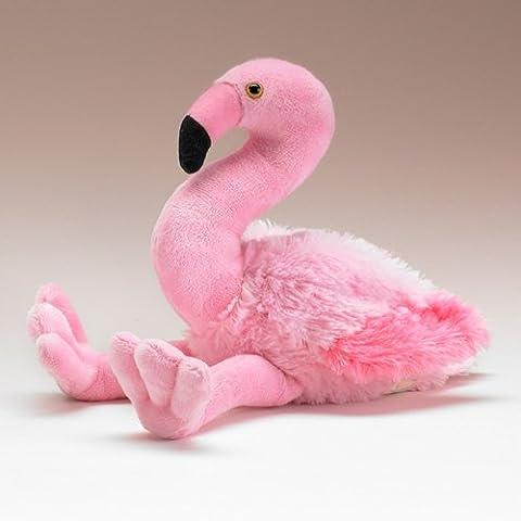 Tropical Pink Flamingo Toy 24 Centimeter Bird Plush Stuffed Animal