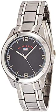 U.S. Polo Assn. US8218EXL Men's Quartz Watch, Analog Display and Stainless Steel S