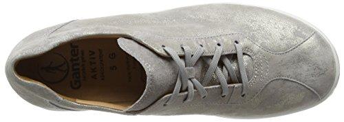 Ganter Aktiv Gisa, Weite G, Chaussures de Running Compétition Femme Beige - Beige (smoke 6900)