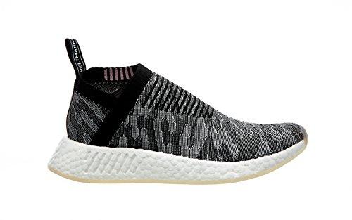 adidas NMD_Cs2 PK, Zapatillas de Deporte Para Hombre, Negro (Negbas/Negbas/Cosfut), 42 2/3 EU