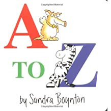 A to Z (Boynton on Board)