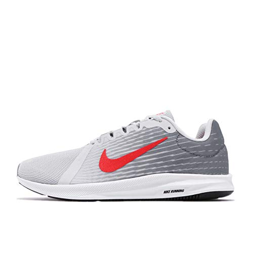 NIKE Men's Downshifter 8 Grey Running Shoes(908984-012)