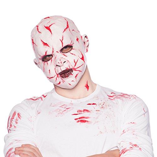 Folat Horror Latex Maske Grusel Baby Halloween