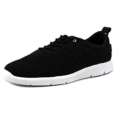 2816fa167ae23e Vans Tesella (Rose) Black   White Mens Trainers  Amazon.co.uk  Shoes ...